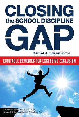 Closing The School Discipline Gap Cover